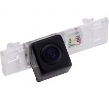 Камера заднего вида с динамической разметкой Pleervox для Peugeot 207CC, 308, 407, 3008