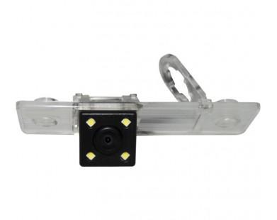 Камера заднего вида для Chevrolet Aveo (Silver Star)