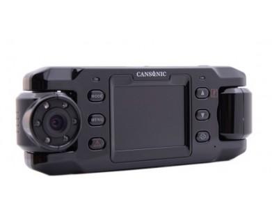 Видеорегистратор CanSonic FDV-707 GPS