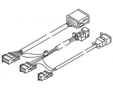 Жгут проводов Webasto (90562A)