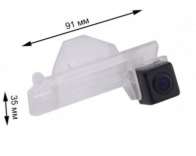 Камера заднего вида Pleervox PLV-CAM-MIT05 для MITSUBISHI ASX