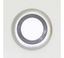 Датчик парковки ParkCity D18 Silver (серебристый, 18 мм)