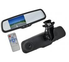 Зеркало-видеорегистратор SWAT VDR-FR-29