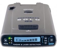 Радар-детектор ESCORT Solo S2