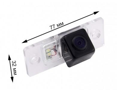 Камера заднего вида Pleervox PLV-CAM-VWT для Volkswagen Tiguan