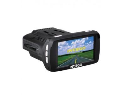 Видеорегистратор INTEGO VX-610R с радар-детектором