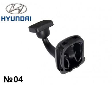 Зеркало с монитором Pleervox PLV-MIR-50STC для Hyundai (экран 5 дюймов)