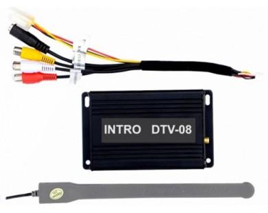 Цифровой ТВ-тюнер для INTRO CHR Volvo, LR Discovery