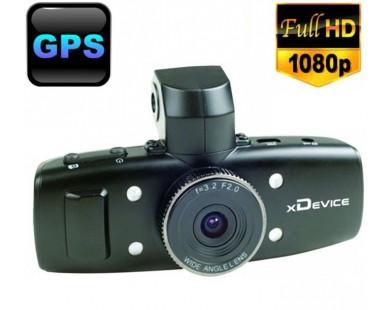 Видеорегистратор xDevice BlackBox-22G-512Mb