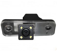 Камера заднего вида для Hyundai Azera (Silver Star)