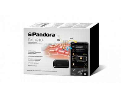 Автосигнализация Pandora DXL 4910