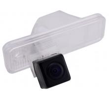 Камера заднего вида с динамической разметкой Pleervox для Hyundai Santa Fe от 2012 г.в