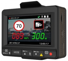 Видеорегистратор с GPS радар-детектором Inspector Scirocco