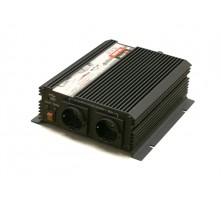 Преобразователь  напряжения AcmePower AP-DS с 12В на 220В (1000Вт)