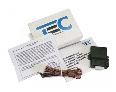 Модуль TEC FanControl-MB для Mercedes W171
