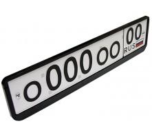 Быстросъемная рамка на магнитах (комплект, 2 шт)