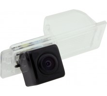 Камера заднего вида с динамической разметкой Pleervox для Chevrolet Aveo от 2012 г.в., Cruze (хетчбэк)