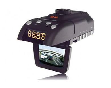 Видеорегистратор с радар-детектором Conqueror GR-H8