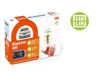 StarLine A95 BT CAN+LIN
