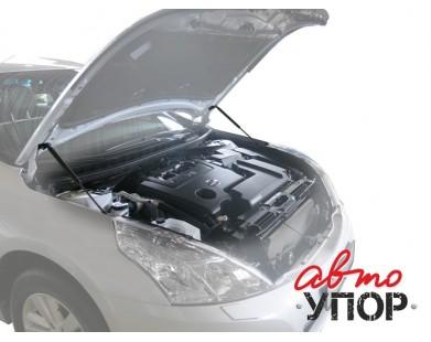 Упоры капота для Nissan Teana 2008 - 2014 г.в.