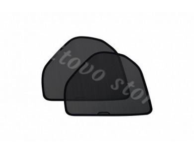 Шторки на задние форточки Audi