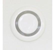 Датчик парковки ParkCity D18 White (белый, 18 мм)