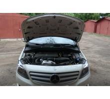 Упоры капота для Mercedes-Benz B-class W246