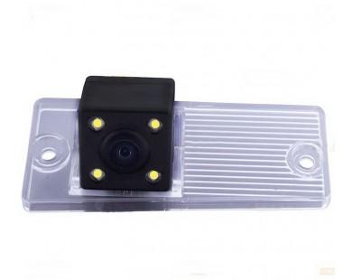 Камера заднего вида для Kia Sportage (Silver Star)