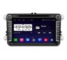 Штатная магнитола FarCar для Volkswagen Polo от 09 г.в. (ОС Android + Windows)