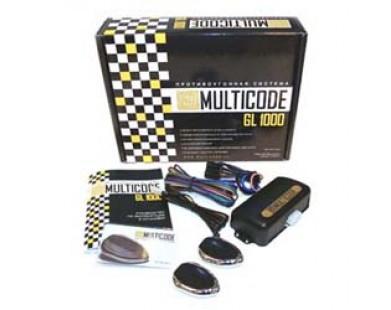Иммобилайзер Multicode GL 1000 RDU