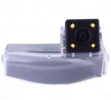 Камера заднего вида для Mazda 2 (Silver Star)