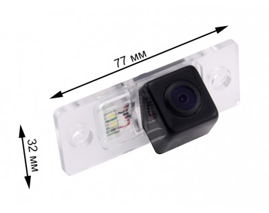 Камера заднего вида Pleervox PLV-CAM-PRC01 для Porsche Cayenne