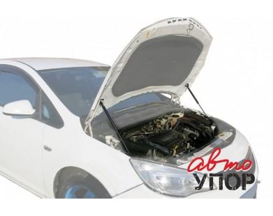 Упоры капота для Opel Astra от 2010 г.в.
