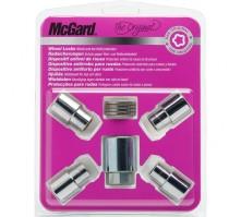 Комплект секретных гаек McGard 20116 SU M12х1,5 (4 гайки, ключ 19 мм)
