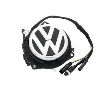 Камера заднего вида в логотип SWAT VDC-200 для Volkswagen Passat CC