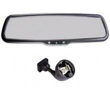 Зеркало с монитором Pleervox PLV-MIR-43STCBL для Volkswagen (сверхъяркий экран, Bluetooth)
