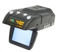 Видеорегистратор с радар-детектором Conqueror GR-H9