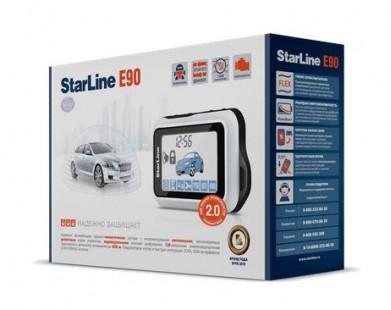 StarLine Е90 + S-20.3