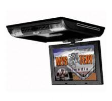 Автомобильный монитор Mystery MMTC-1030D Black