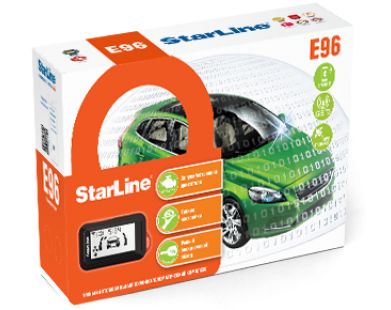 Автосигнализация StarLine E96 BT GSM GPS