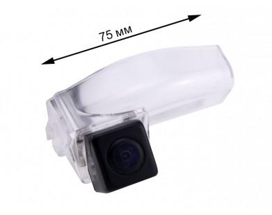 Камера заднего вида с динамической разметкой Pleervox для Mazda 2, 3
