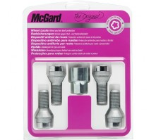 Комплект секретных болтов McGard 27215 SU M12x1,25 (4 болта, ключ 17 мм)