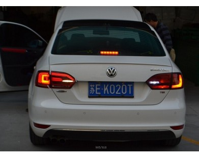 Задние фары Red color для Volkswagen Jetta 6