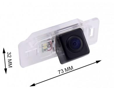 Камера заднего вида Pleervox PLV-AVG-BMW3/5 для BMW 3