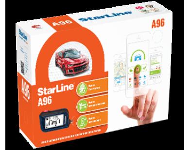 Автосигнализация StarLine A96 2CAN 2LIN