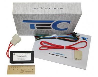 Модуль TEC eFC–VAG для Volkswagen Touran