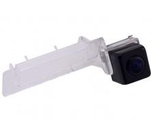 Камера заднего вида с динамической разметкой Pleervox для Skoda Superb Combi