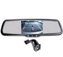 Зеркало с монитором Pleervox PLV-MIR-50STC для Chevrolet (экран 5 дюймов)