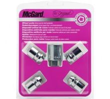 Комплект секретных гаек McGard 27244 SU M14х1,25 (4 гайки, ключ 19 мм)