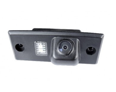 Камера заднего вида MyDean VCM-382C для Volkswagen Touareg 02-10 г.в.